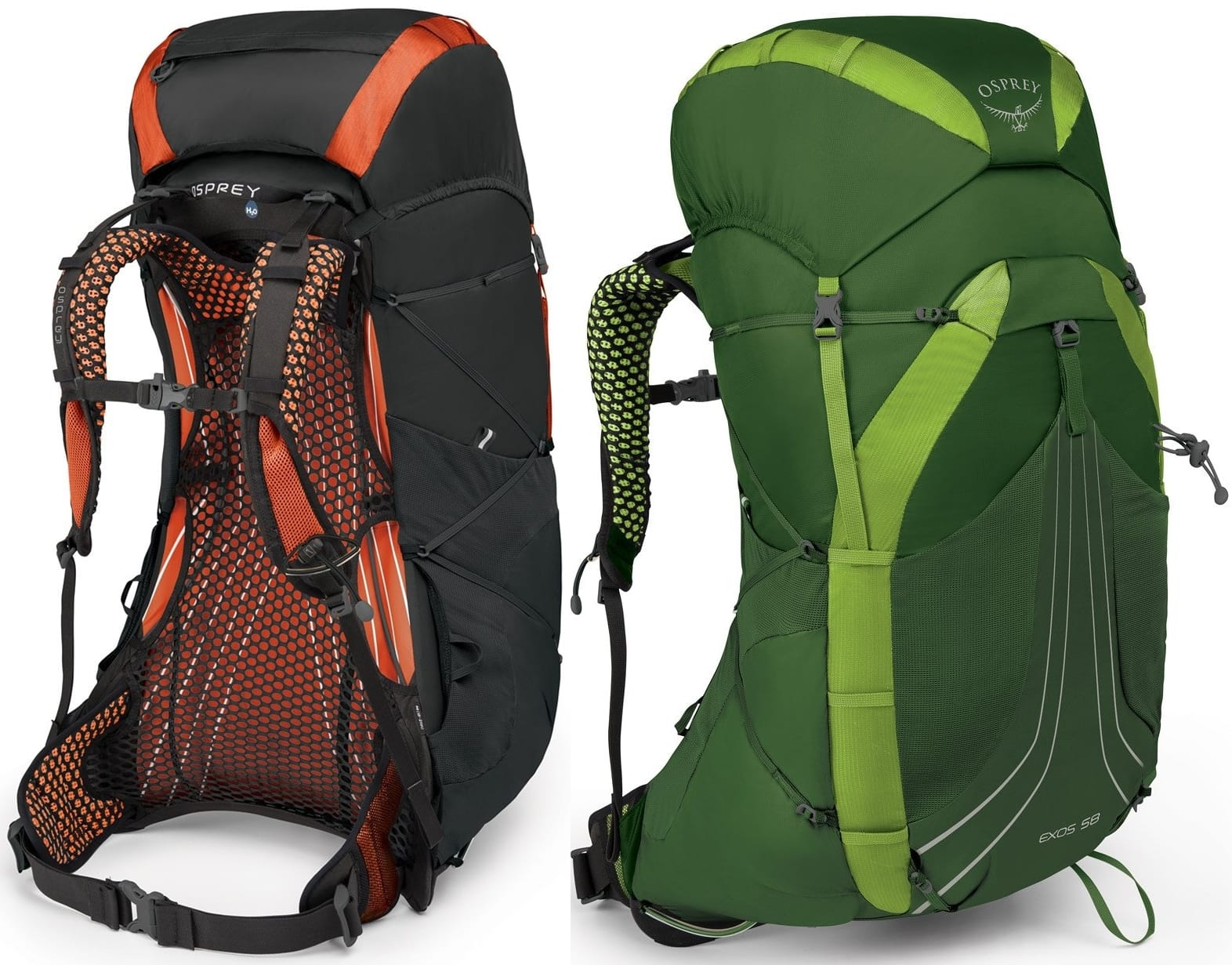 One of Osprey's smallest backpacks, this pack excels at overnight and weekend trips for those who enjoy going light