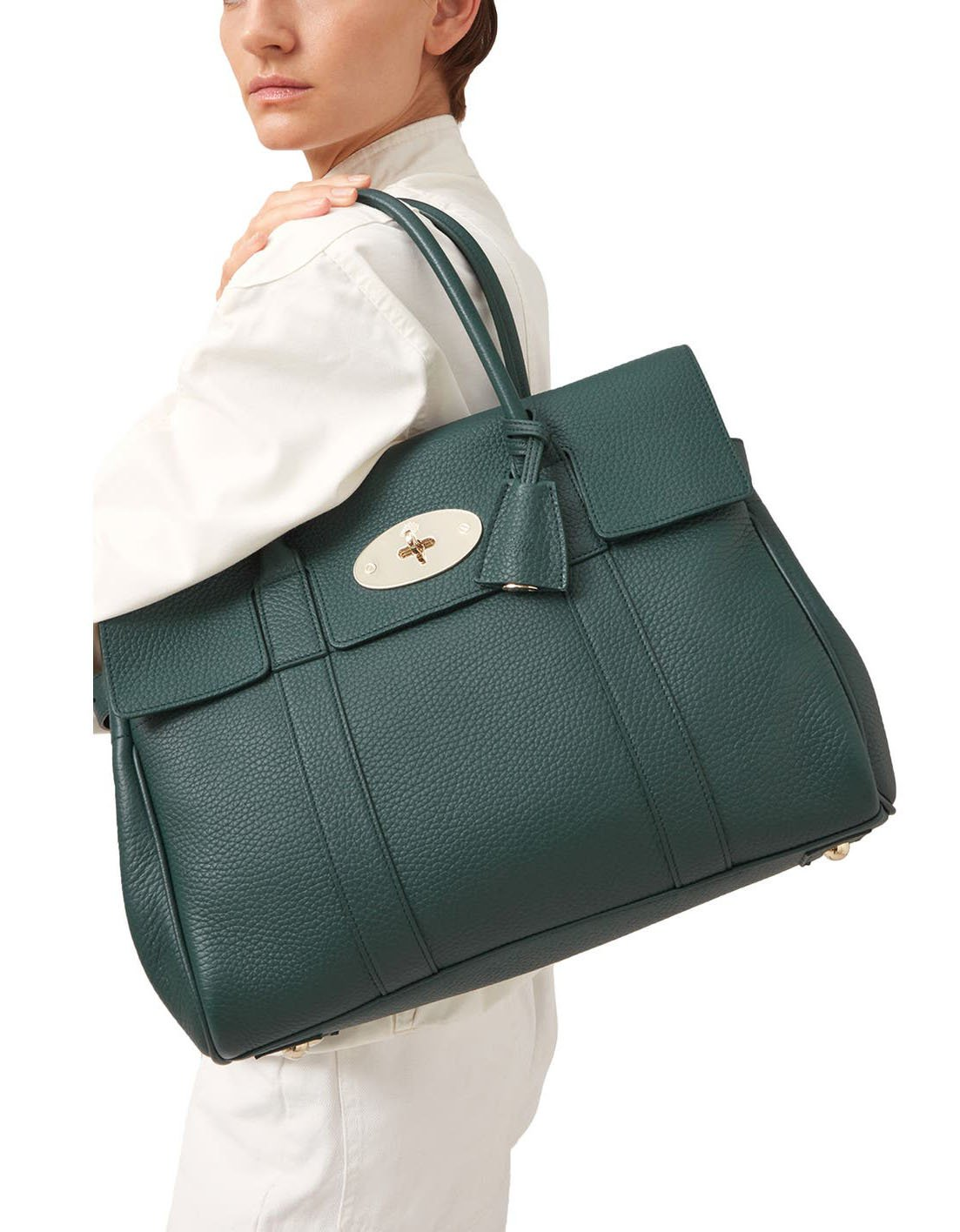The Bayswater is a favorite among working women for its size and classic look