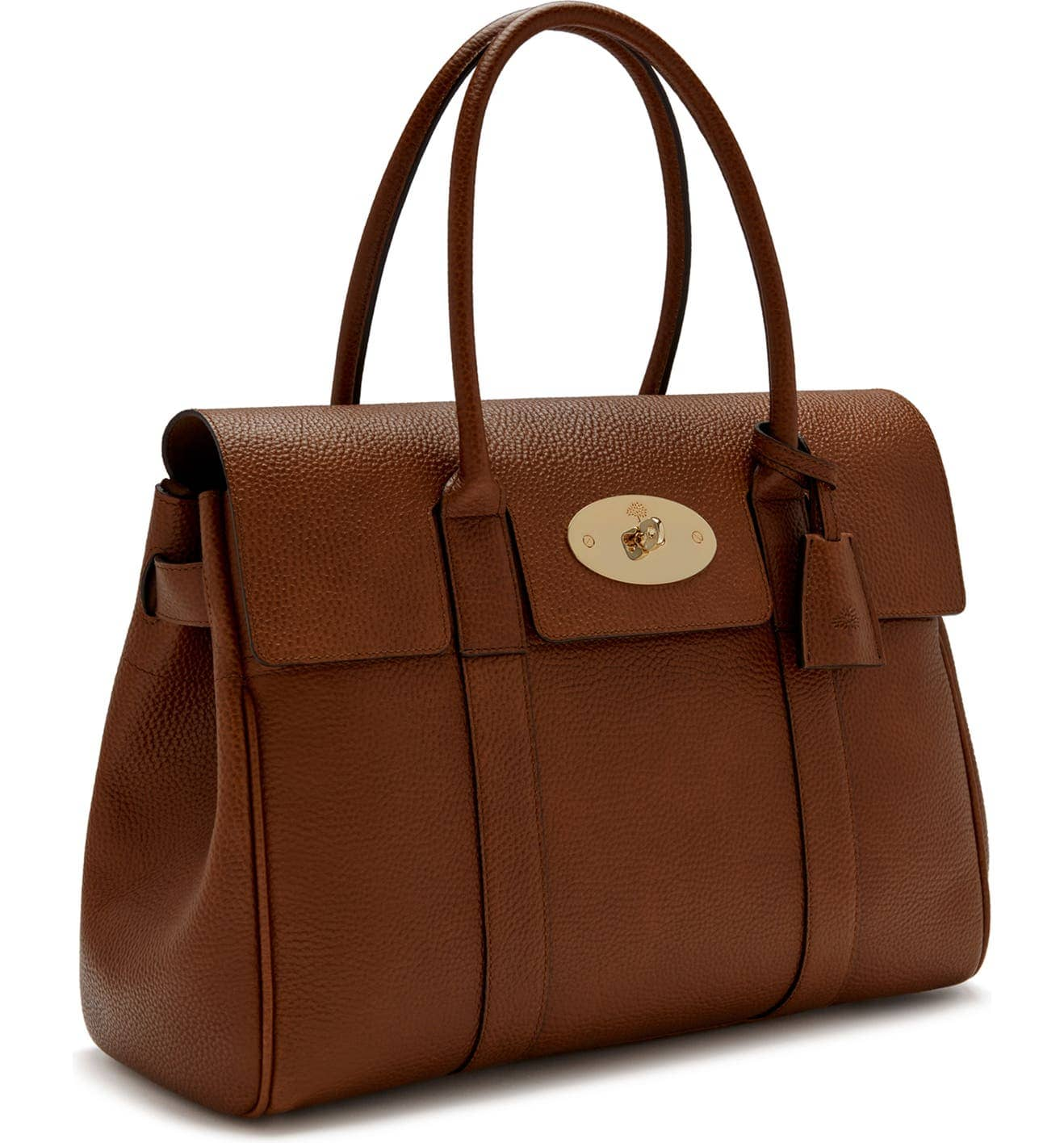 """Mulberry's Bayswater bag is considered a classic """"it"""" bag"""