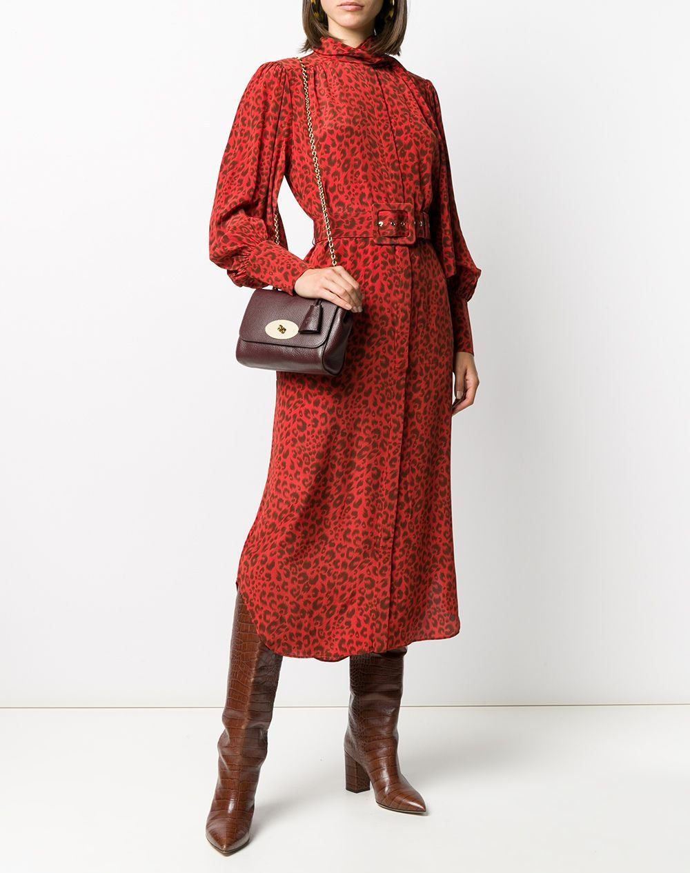 The Mulberry Lily bag is an effortless everyday bag that can take you from day to night
