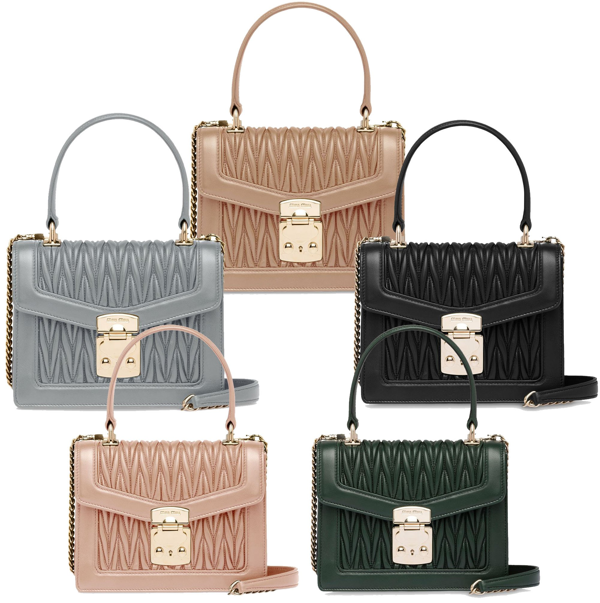 The Miu Confidential is a sophisticated style that's perfect for grown-ups
