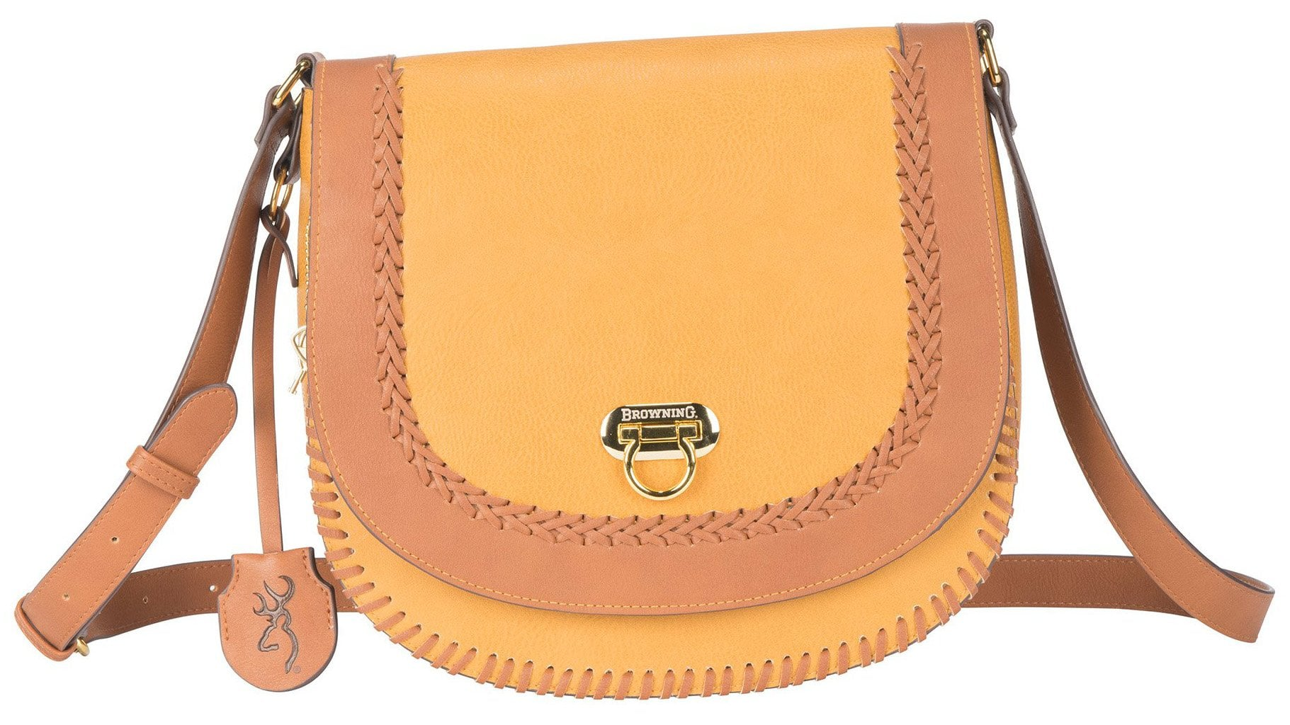 Secretly carry your weapon in this chic but deadly Browning Oakley concealed carry bag