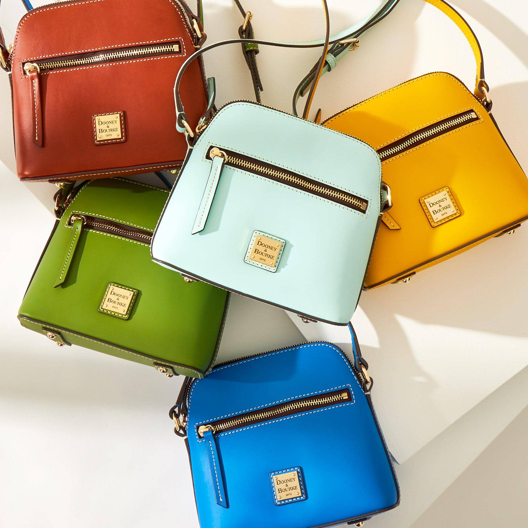 A compact crossbody bag that can carry your day-t0-night essentials