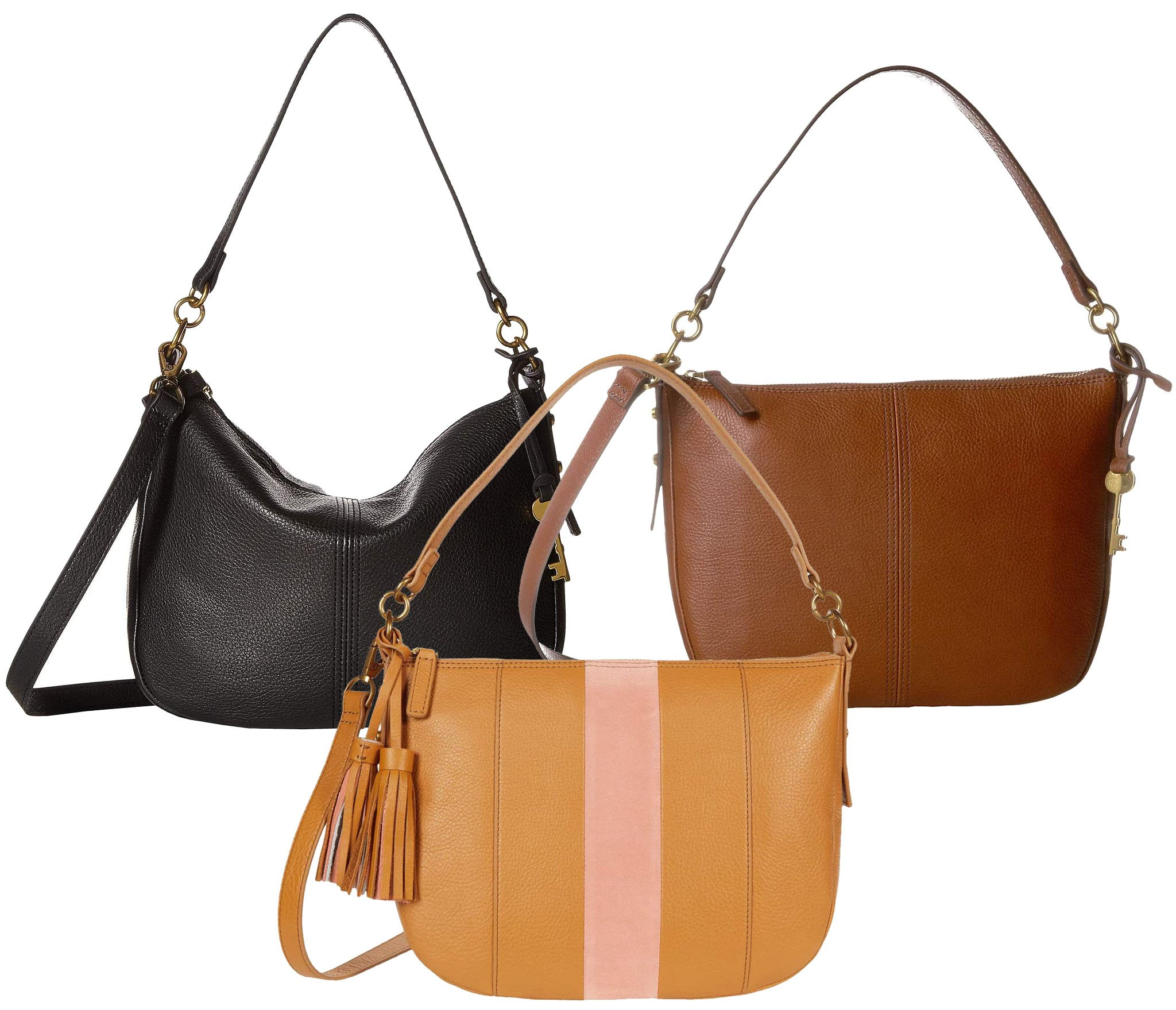 Carry your essentials and more in this timeless yet chic Jolie crossbody bag