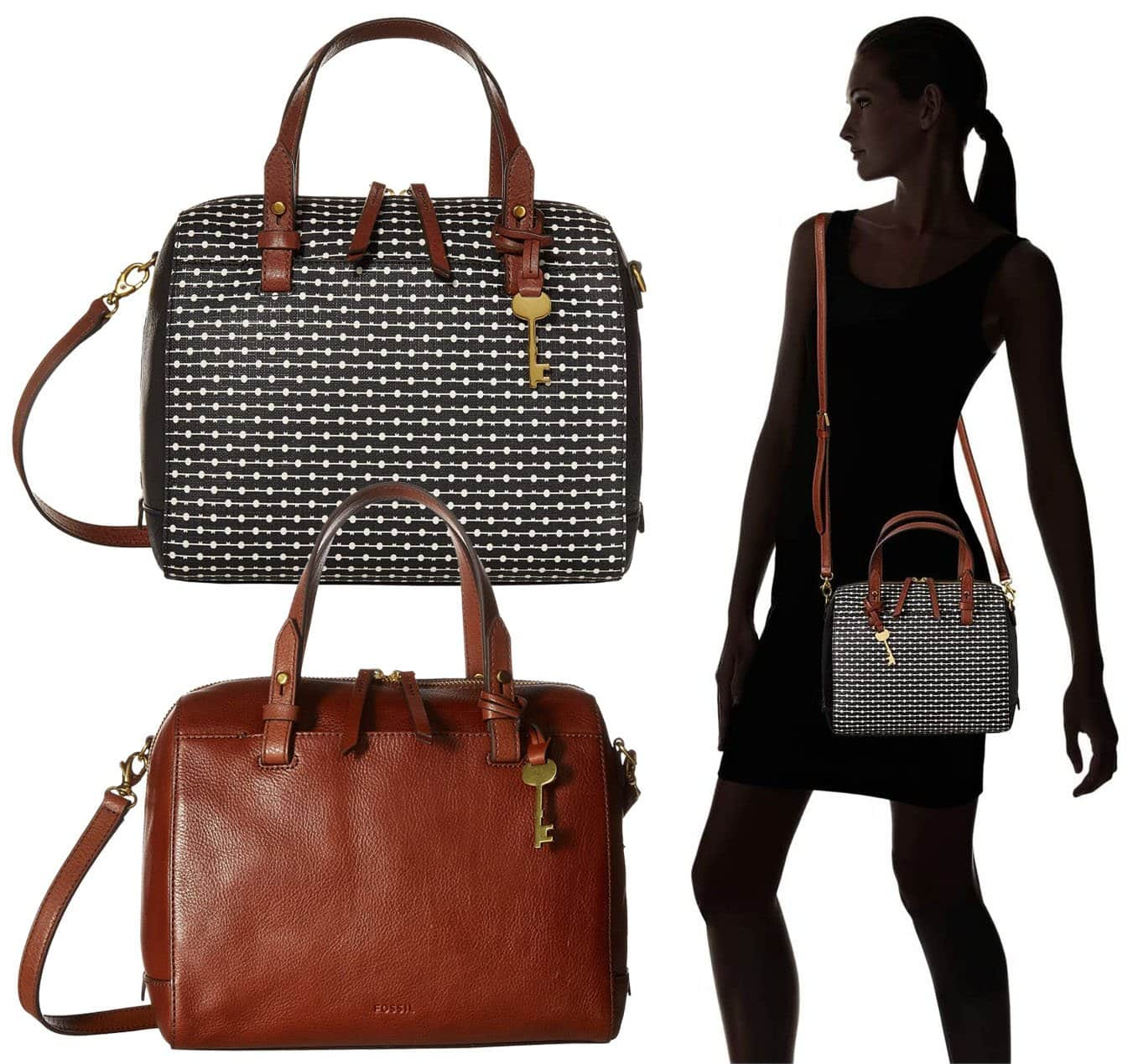 Sustainable and stylish, the Rachel satchel is made from eco leather and features a classy structured silhouette