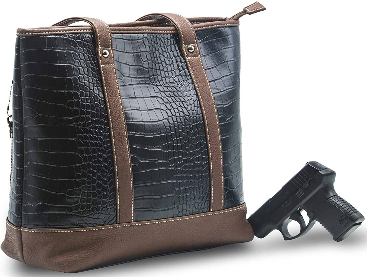 The Goson concealed carry is designed to keep you and your weapon safe with its multiple special pockets
