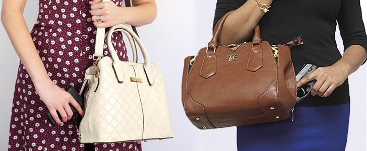 8 Best Concealed Carry Purses To Buy in 2021