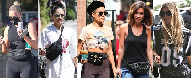 What Are Belt Bags? Why Fanny Packs Are Still in Style